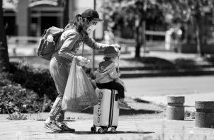 """Una realidad que me niego a denominar """"vuelta a la nueva normalidad"""" porque me temo que esa supuesta normalidad sea un intento de retorno a más de lo mismo. Foto: EFE."""