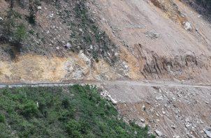 El  pasado 19 de septiembre del año 2019, se produjo un gran deslizamiento de tierra en el cerro San Pablo el cual mantuvo incomunicada el sector de El Cope por varias semanas, afectando a unas 450 familias.
