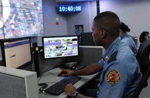 El ministro de seguridad indicó que esto es un proyecto que al final tendrá 430 cámaras, usando tecnología de punta, con inteligente artificial.