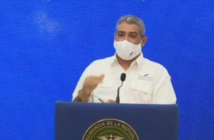 Luis Francisco Sucre es el viceministro de Salud (Minsa).