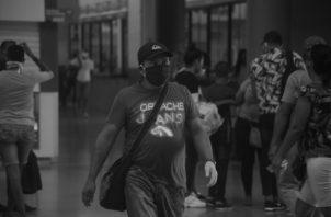 En Panamá tenemos casi un 50% de la fuerza laboral en el sector informal. Se estima que unas 200 mil personas han perdido su trabajo en el país. Foto: Víctor Arosemena. Epasa.