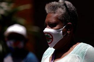 Panamá reportó este sábado 10.118 pacientes recuperados de COVID-19. Foto EFE