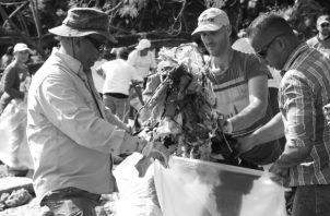Con la implementación del Plan de Acción Nacional de Basura Marina, se crearían instancias para optimizar las limpiezas de ecosistemas. Foto: Cortesía MiAmbiente.