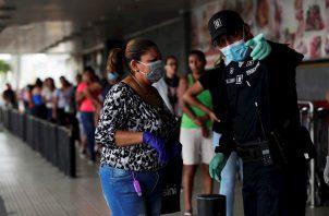Las medidas de movilidad en la provincia de Panamá y Panamá Oeste, de acuerdo a sexo y número de cédula es una medida de carácter temporal.