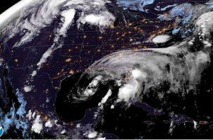 """Cristóbal es la tercera tormenta tropical de la temporada de huracanes del Atlántico, que comenzó el lunes pasado y que se prevé será """"por encima de los normal"""", según autoridades estadounidenses y académicas."""