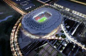 Estadio Qatar Foundation. Foto: Tomada de diario Reforma