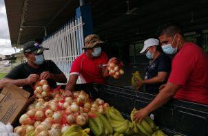 A la fecha se han realizado hasta cuatro recorridos de distribución de alimentos por corregimiento.