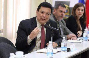 Edurado Ulloa, procurador general de la nación. Archivo