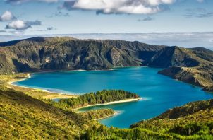 Islas Azores, Portugal. EFE