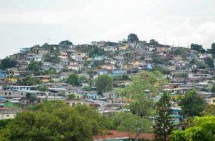 San Miguelito es uno de los lugares más poblados del país.