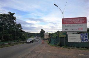 En este momento hay 11 proyectos de infraestructura pública que fueron reactivados. Foto/Cortesía