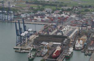 La carga de transbordo incrementó en un 16.8 % con relación al mismo periodo del año anterior.