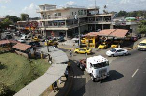 Se retomarán los retenes y puntos de control en las áreas más afectadas como, Arraiján cabecera, Burunga y Vista Alegre.