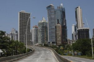 Más del 40% de la economía panameña está detenida desde hace tres meses por la crisis del coronavirus. Foto/Víctor Arosemena