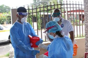 Panamá lleva más de 100 días de batalla contra el nuevo coronavirus.