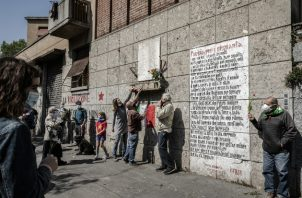 El COVID-19 ha reducido las filas de los que recuerdan la Segunda Guerra Mundial. El Día de la Liberación de Italia. Foto / Alessandro Grassani para The New York Times.