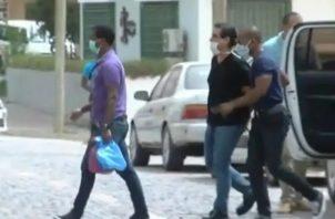 """Venezuela, que calificó el arresto de """"detención arbitraria"""", dijo que Saab viajaba como un """"agente"""" del estado en un viaje de trabajo para asegurar suministros para ayudar al país a enfrentar COVID-19."""