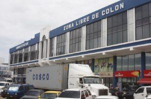 Unas 1,600 empresas operan dentro de la Zona Libre de Colón en la actualidad. Archivo
