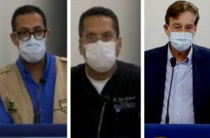 Asesores del Minsa para la pandemia piden sanciones para diputados.