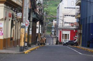 La crisis económica de Honduras se ha agudizado. EFE