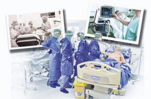 Estar en UCI es una situación triste para el paciente y sus familiares.