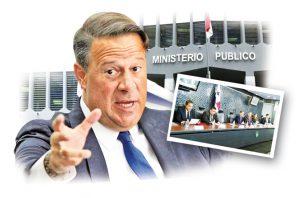 El próximo jueves se realizará audiencia en donde se validarán algunas pruebas en una denuncia contra Varela.