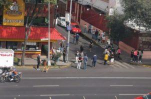 Un sismo de magnitud 7,1 se registró este martes a 12 kilómetros del municipio de Crucecita, en el sureño estado de Oaxaca, y se sintió en varios puntos del país activando la alerta sísmica en la capital.