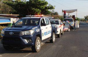 La celebración incluyó la realización de una procesión vehicular. Foto: Archivo/Ilustrativa