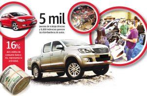 La ADAP también resaltó que la distribución de automóviles nuevos genera ingresos anuales superior a los mil 500 millones de dólares.