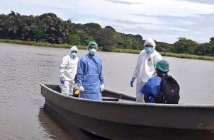 Panamá registró 716 casos nuevos de coronavirus este miércoles.