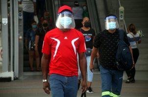 Panamá superó este jueves los 29 mil contagios de COVID-19. Foto Víctor Arosemena