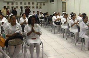 Las enfermeras solicitan más nombramientos.