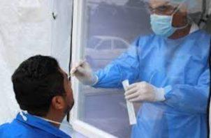 Los distritos de Panamá, San Miguelito y Arraiján son los que más casos de COVID-19 presentan.