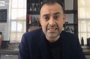 Fernando Anzures, CEO de EXMA.