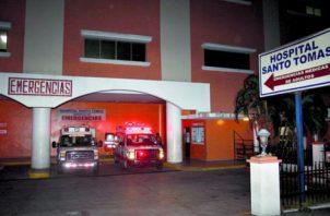Hospital Santo Tomás es el más popular de Panamá. Archivo