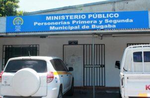 La entidad suspendió la atención al público por espacio de tres días para la limpieza y desinfección en las instalaciones.