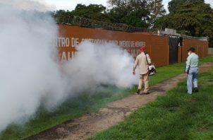 Solo el corregimiento de Chiriquí, está por encima del 8% lo que indica que hay un problema grave de salud, en David sur, San Cristóbal, Pedregal y el corregimiento de Las Lomas.
