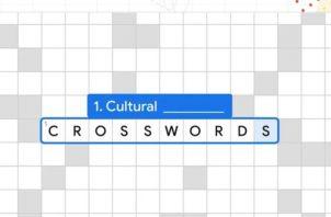 Crucigramas. Google