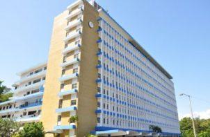 De acuerdo con un comunicado de la CSS son varias las salas que se pretenden trasladar hacia el Hospital Irma de Lourdes Tzanetatos.