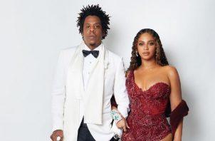Las parejas de artistas se llevan 12 años, Jay-Z tiene 50 años y Beyonce 38. Foto:  Instagram/Internet