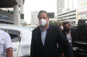 El expresidente Juan Carlos Varela es acusado de haber recibido al menos 10 millones de dólares de Odebrecht.