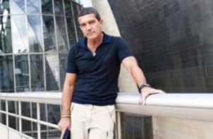 Antonio Banderas. Foto: Archivo