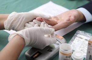 Los diabéticos no deben descuidar su tratamiento.