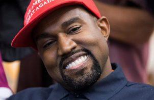 Kanye West. EFE