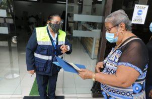 Los partes clínicos tanto en hospitales privados como en públicos se iniciaron bajo medidas de bioseguridad. Tribunal Electoral.