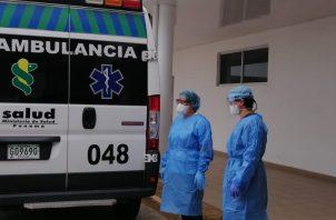 En Herrera, desde el inicio de la pandemia, se han realizado un total de 1,136  muestras de hisopado