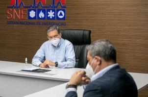 El mandatario Laurentino Cortizo cumplió el pasado 1 de julio su primer año de gobierno.