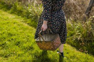 La estética del cottagecore es popular en línea. Se centra en escenas de un estilo de vida rural idealizado. Foto / Leah Nash para The New York Times.