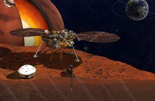 En el 2021 llegará a Marte. Foto: Cortesía