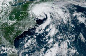 Fay, es la sexta tormenta tropical con nombre que se ha formado en la cuenca atlántica en lo que va de año. FOTO/EFE